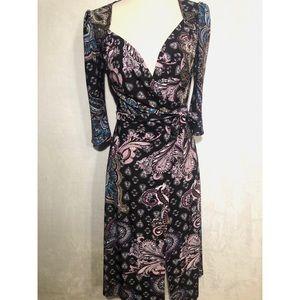 karina Dresses - Wrap Dress